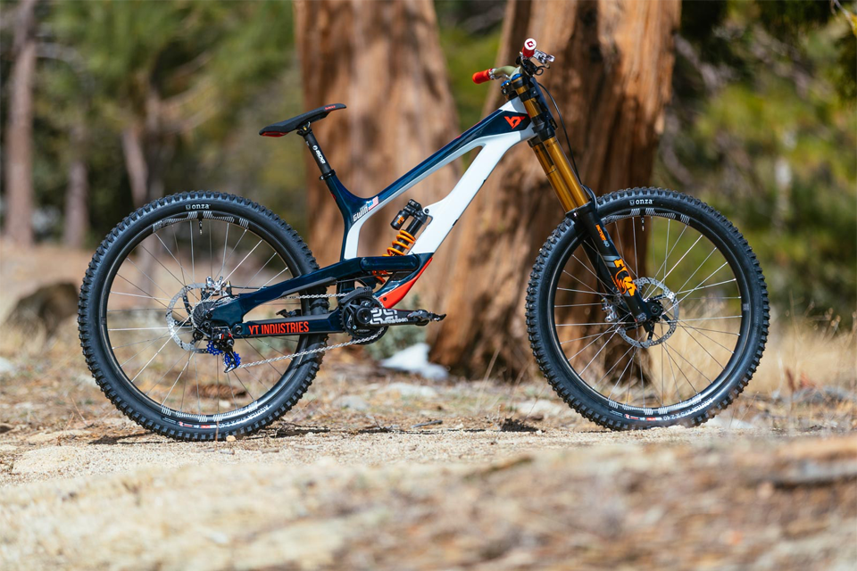 The 2018 YT TUES CF PRO RACE - MOB EDITION