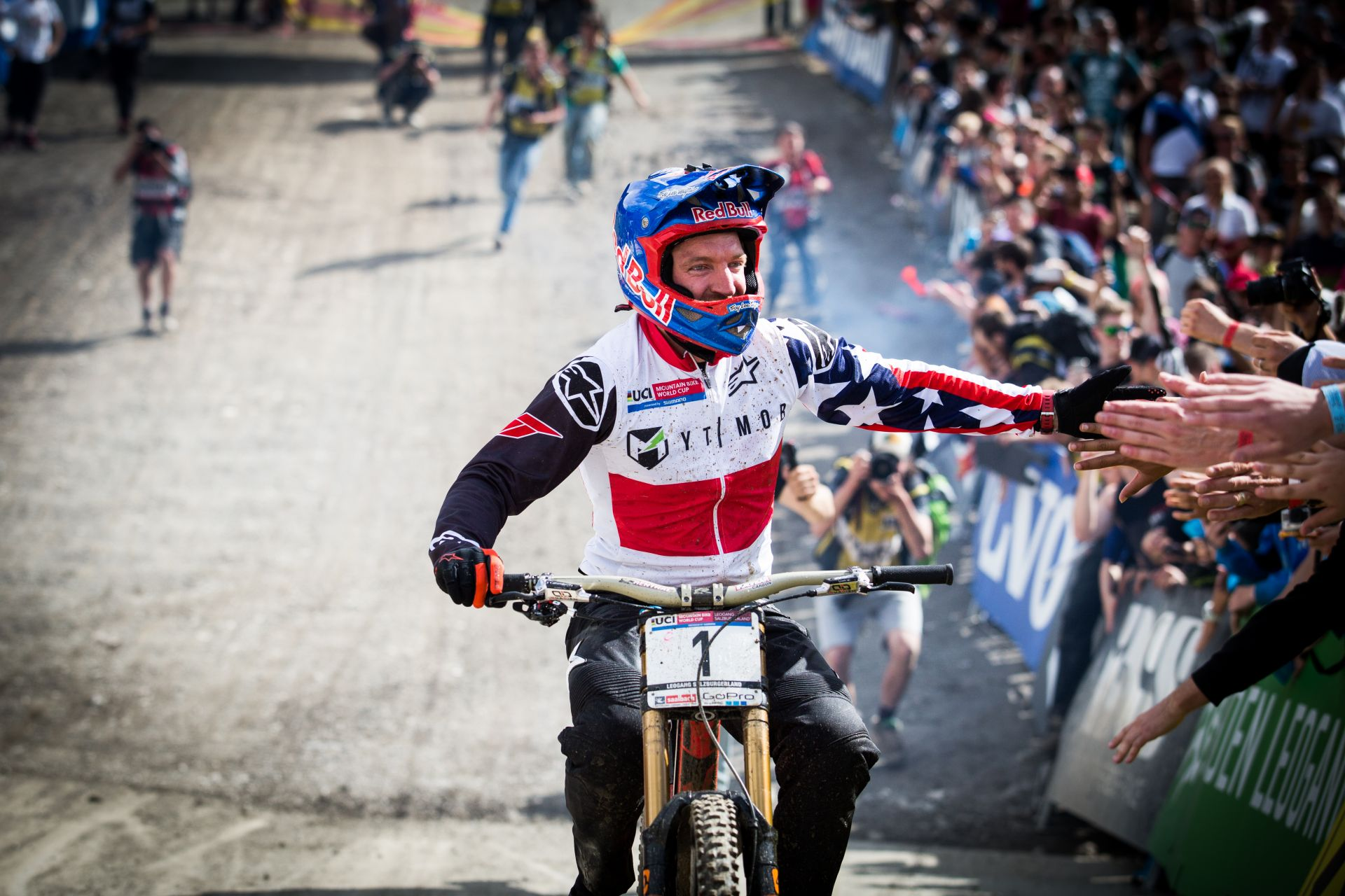 dd568b38517 AARON GWIN TAKES AN IMPRESSIVE SECOND WORLD CUP WIN FOR THE SEASON