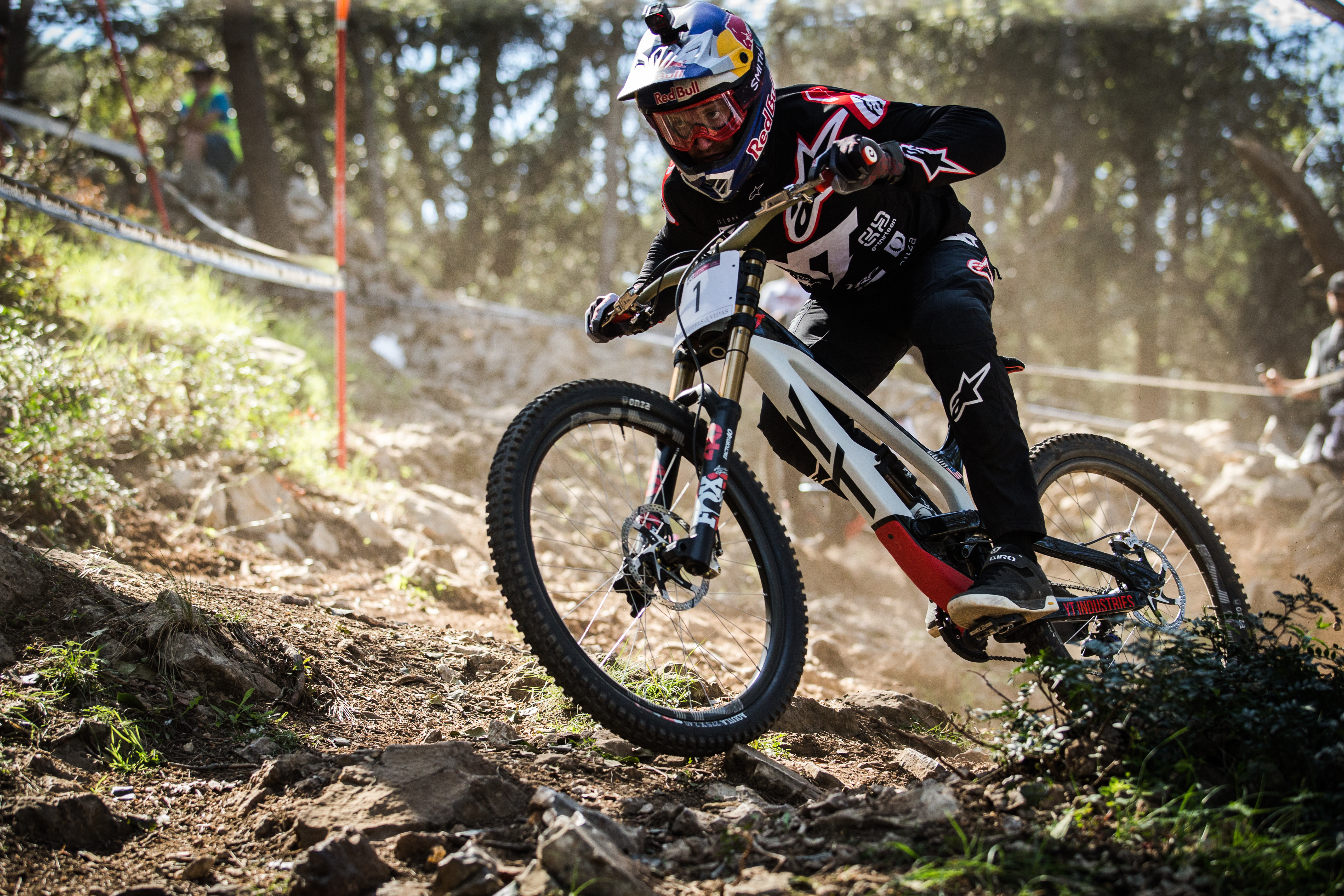 The YT Mob - Title Winning World Cup DH Racing Team