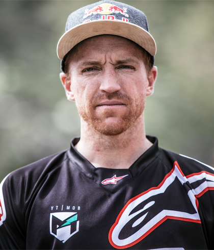 Aaron Gwin (World Champion 2016) - The YT Mob